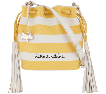 "RADLEY London ""Hello Sunshine"" Drawstring Crossbody"