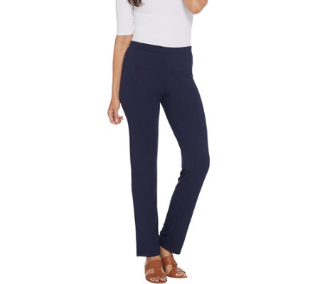 Attitudes by Renee Weekend Chic Regular Rayon Made From Bamboo Pants