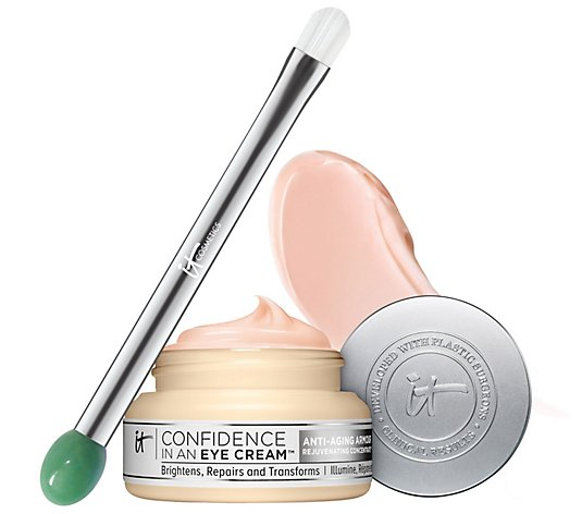 IT Cosmetics Confidence in an Eye Cream with Eye Tool Auto-Delivery
