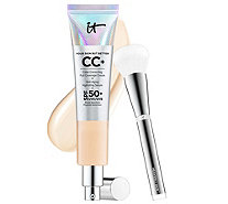 IT Cosmetics Super-Size Full Coverage CC Cream SPF 50 w/Luxe Brush - A344188