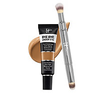 IT Cosmetics Bye Bye Under Eye Concealer with Brush Auto-Delivery - A347888