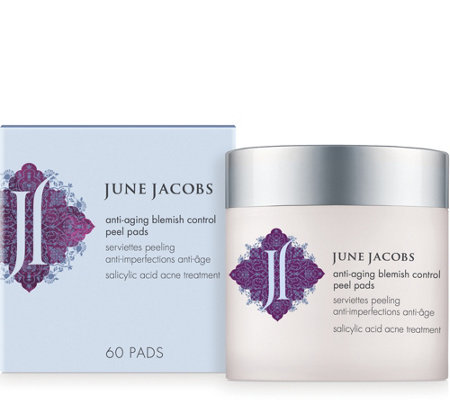 June Jacobs Anti Aging Blemish Control Peel Pads