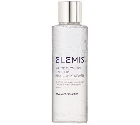 ELEMIS White Flowers Eye & Lip Makeup Remover