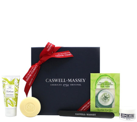 Caswell-Massey Spa Essentials Gift Set
