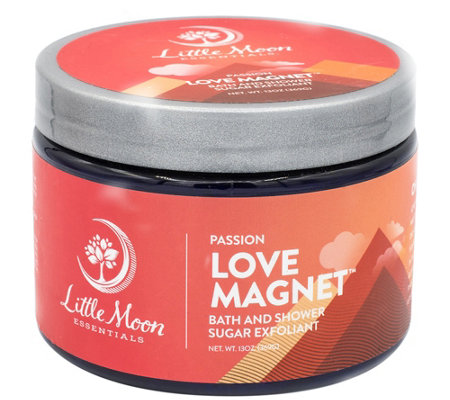 Little Moon Essentials Love Magnet Sugar Exfoliant