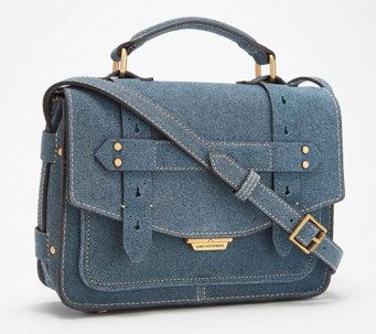 Aimee Kestenberg Leather Flap Crossbody - City Gypsy - A365688. Best Seller b9f59a25a9f56
