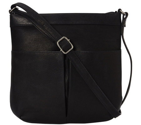 Le Donne Leather Crossbody Bag - Ambrose