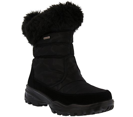 Flexus by Spring Step Nylon Boots - Korine