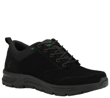 Emeril Lagasse Men's Occupational Sneakers - Quarter Nubuck