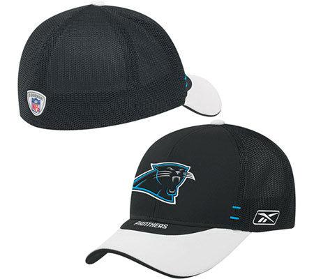 NFL Carolina Panthers 2007 Draft Day Hat — QVC.com db193bfe142
