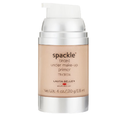 Laura Geller Super-Size Ethereal Spackle Makeup Primer, 4oz.