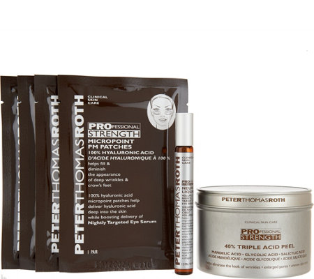 Peter Thomas Roth Triple Acid Peel & MicroPoint Serum System