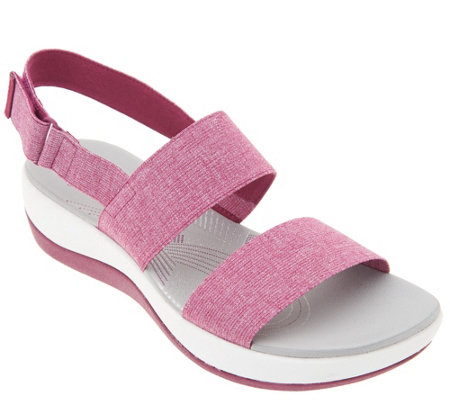 CLOUDSTEPPERS by Clarks Sport Sandals - Arla Jacory