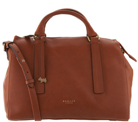RADLEY London Globe Road Leather Large Satchel Handbag