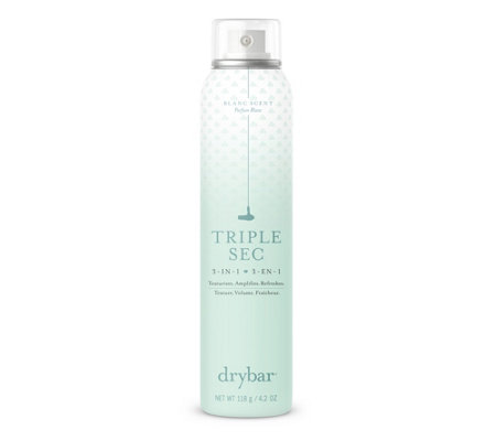 Drybar Triple Sec 3 In 1 Hairspray 4 2 Oz