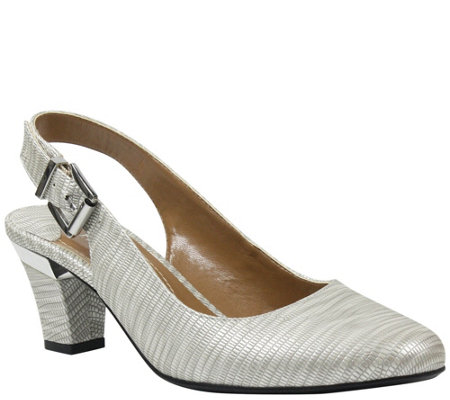 J. Renee Slingback Pumps - Malree