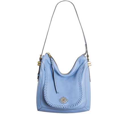 """As Is"" orYANY Pebble Leather Hobo - Cathy"