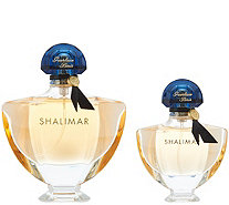 Guerlain Shalimar Eau de Toilette with Travel - A302290