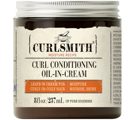 CURLSMITH 8-oz Curl Conditioning Oil-In-Cream