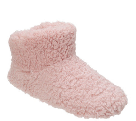 Dearfoams Pile Slipper Booties