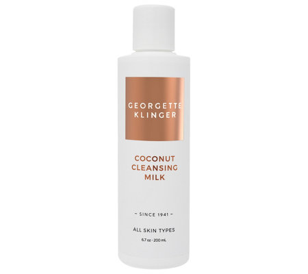 Georgette Klinger Coconut Cleansing Milk