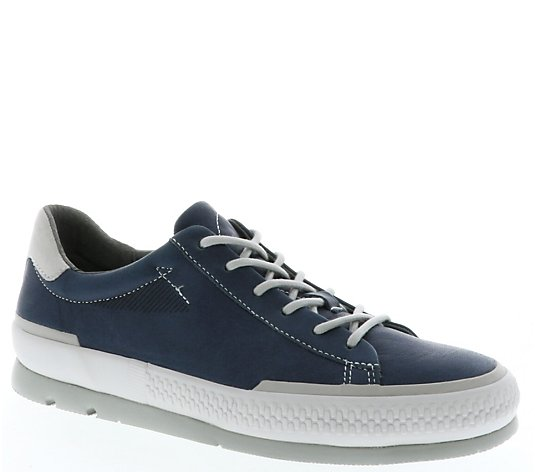 Wolky Leather Fashion Sneakers - Katla