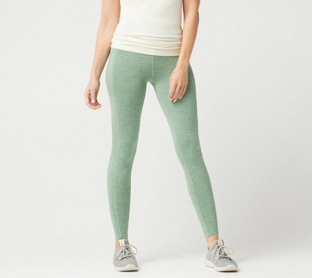 AnyBody Move Stretch Jersey Leggings