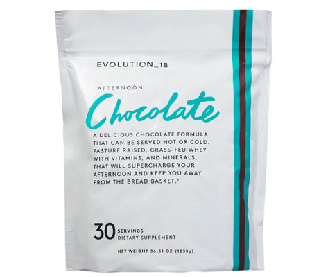 EVOLUTION_18 Chocolate Whey Protein By Bobbi Brown