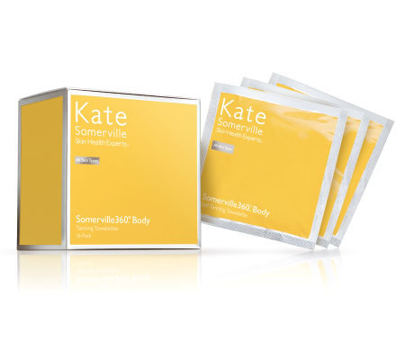 Kate Somerville Somerville360 Luxury-size (16) Tanning Towelettes