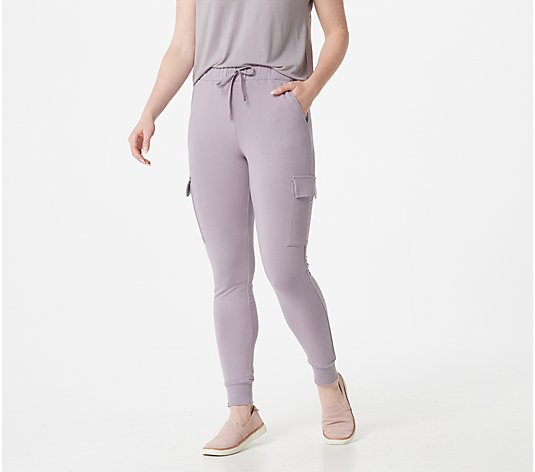 Barefoot Dreams Malibu Collection Luxe Lounge Cargo Pants