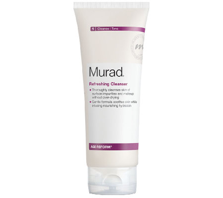 Murad Refreshing Cleanser for Fine Lines, 6.75oz