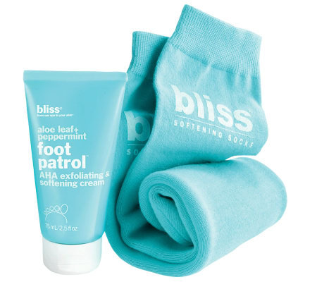 bliss At-Home Pedicure
