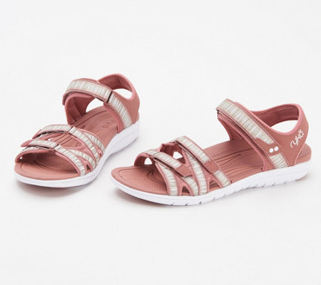 Ryka Sport Sandals with CSS Tech - Savannah Stripe
