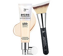 IT Cosmetics Bye Bye Foundation Moisturizer with Brush - A351692