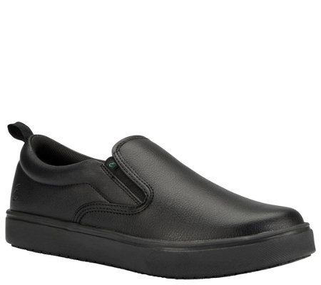 Emeril Lagasse Men's Occupational Slip Ons - Royal Leather