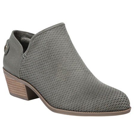 Dr Scholl S Block Heel Booties Better
