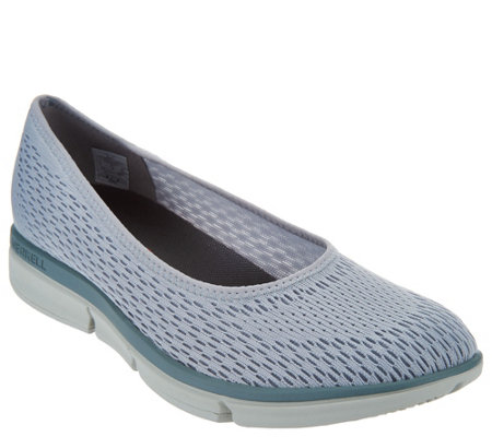 Merrell Mesh Slip-on Shoes - Zoe Sojourn Ballet