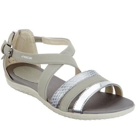 GEOX Cross-Strap Sandals - Vega free shipping shop very cheap price buy cheap wiki cheap sale lowest price bS1TkdJ4