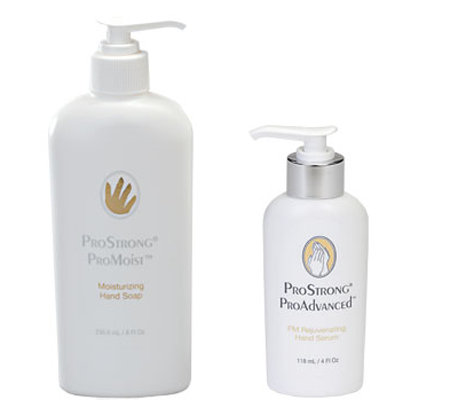 ProStrong Hand Serum and Soap Duo