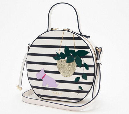 RADLEY London Be-leaf in Yourself Zip Around Crossbody Bag