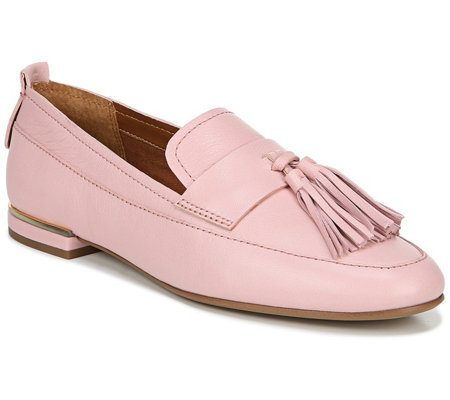 Franco Sarto Slip-On Leather Loafers - Bisma