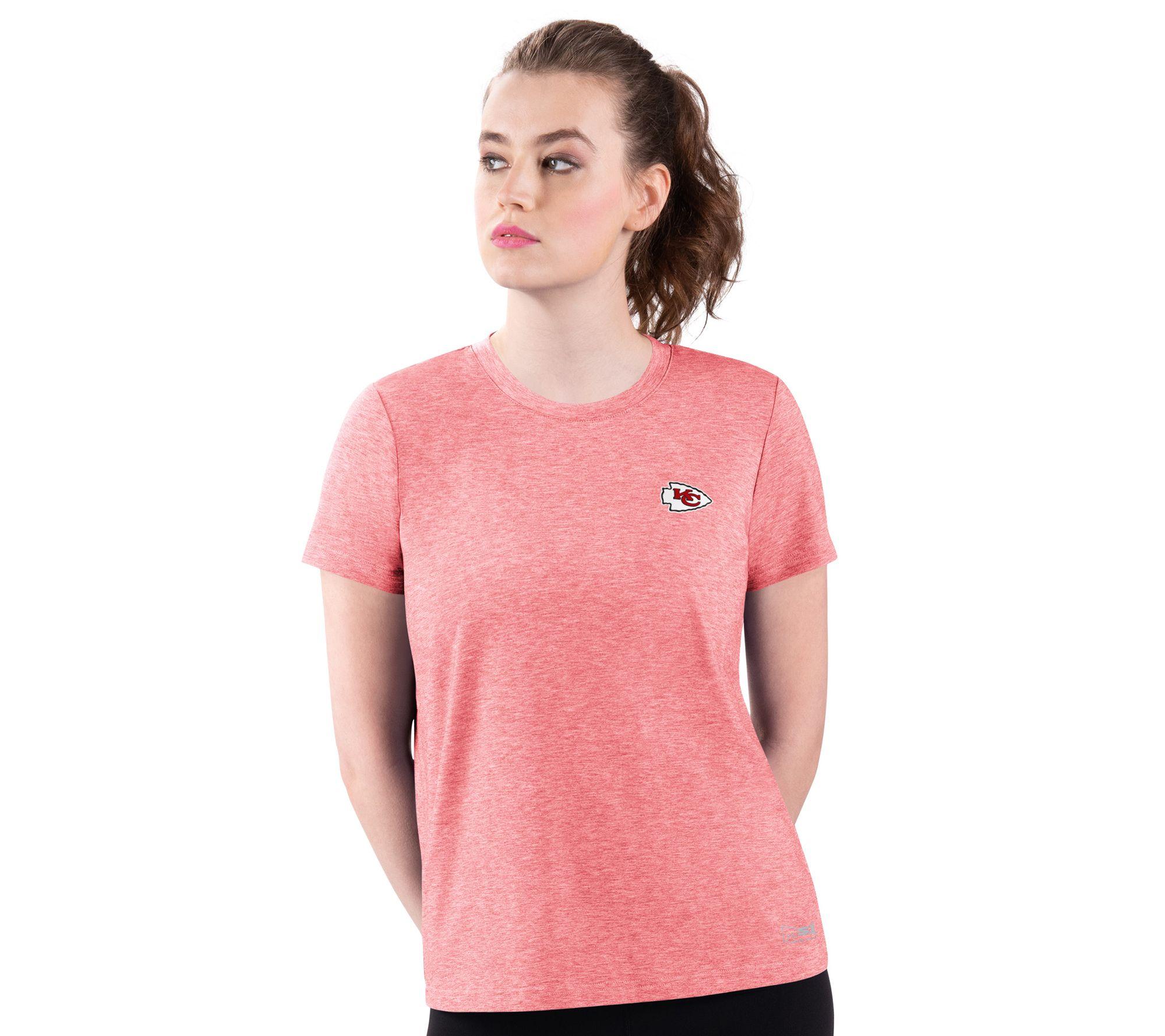 MSX by Michael Strahan for NFL Women's T-Shirt