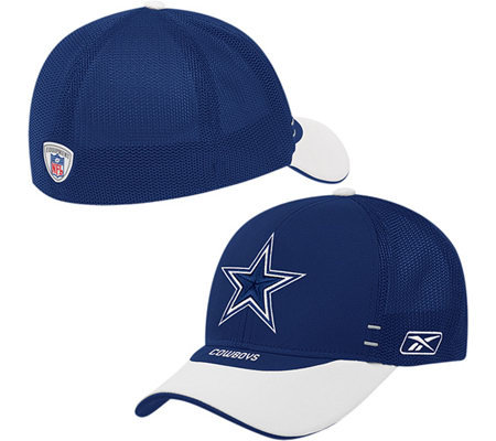 NFL Dallas Cowboys 2007 Youth Draft Day Hat — QVC.com fc9c84de4e8