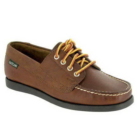 Eastland Lace-up Moccasins - Flamouth