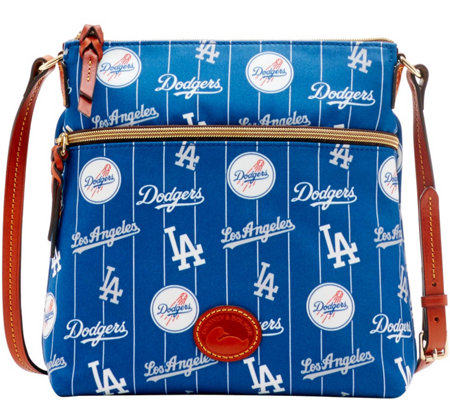 Dooney & Bourke MLB Nylon Dodgers Crossbody