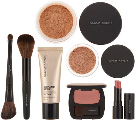 bareMinerals Naturally Gorgeous Complexion Rescue 7-pc Kit