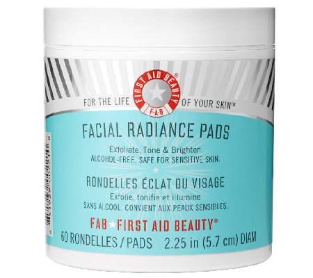 First Aid Beauty Facial Radiance Pads, 60 ct. Auto-Delivery
