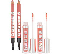 BUXOM Pink & Peach 4-Piece Lip Collection - A349695