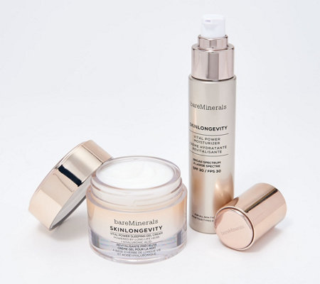 bareMinerals Skinlongevity AM/PM System