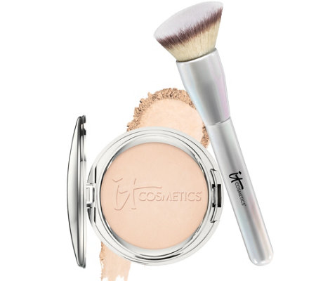 IT Cosmetics Celebration Foundation SPF 50 with Brush